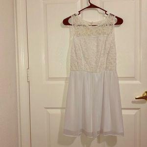 Lily Rose Dress (white)